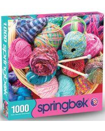Knit Fit, 1000 Piece Puzzle