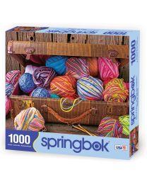 Case of Colors, 1000 Piece Puzzle