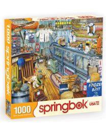 The Bait Shop, 1000 Piece Puzzle