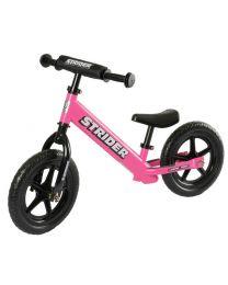 STRIDER 12 Sport Balance Bike - Pink