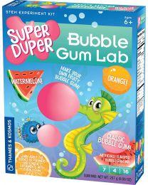 Super Duper Bubble Gum Lab