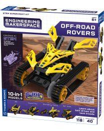 Engineering Makerspace Off-Road Rovers