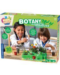 Botany: Experimental Greenhouse