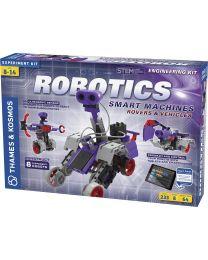 Robotics Smart Machines: Rovers & Vehicles