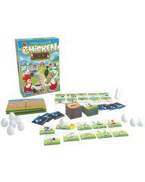 Chicken War Game