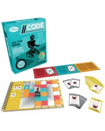CODE: On The Brink Programming Game