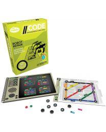CODE: Robot Repair Programming Game