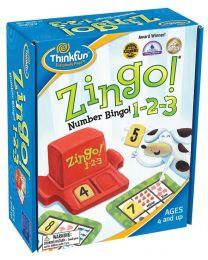 Zingo! 1-2-3 Number Bingo