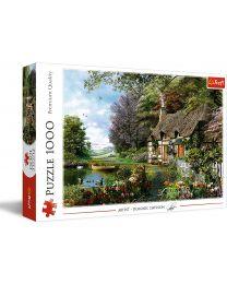 Charming Nook, 1000 Piece Puzzle