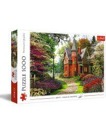 Victorian Cottage, 1000 Piece Puzzle