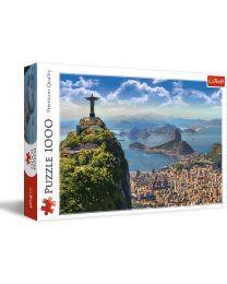 Rio de Janeiro, 1000 Piece Puzzle