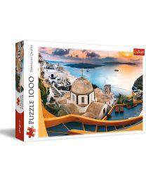 Fairytale Santorini, 1000 Piece Puzzle