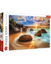 Samudra Beach, India, 1000 Piece Puzzle