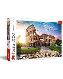 Sun-Drenched Colosseum, 1000 Piece Puzzle