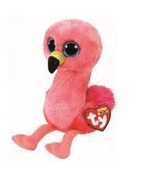 Beanie Boos, Gilda, Pink Flamingo, Medium