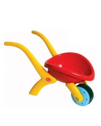 Wheelbarrow With Rubber Wheel, 25""