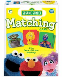 Sesame Street Matching Game