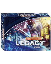 Pandemic Legacy: Blue - Season 1