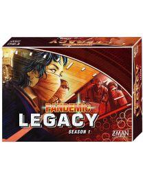 Pandemic Legacy: Red - Season 1