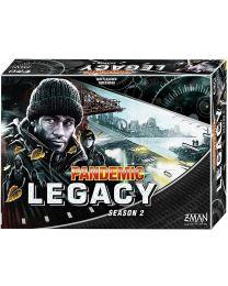 Pandemic Legacy: Black - Season 2