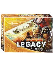 Pandemic Legacy: Yellow - Season 2
