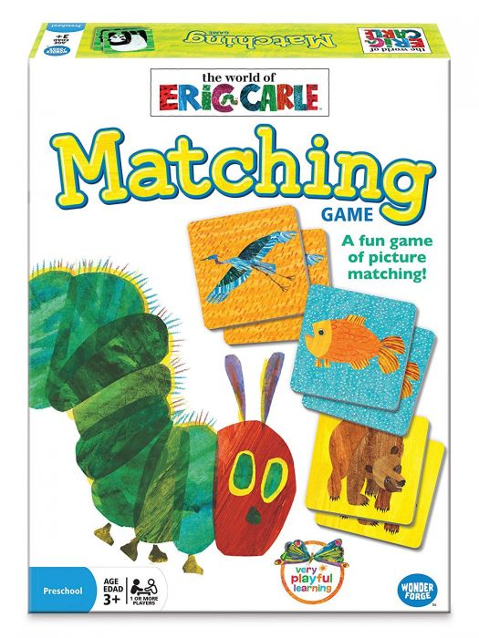 aaa618363 The World of Eric Carle, Matching Game | PlayvalueToys.com