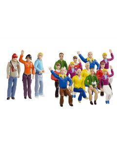Set of Figures: Fans