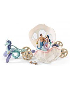 Royal Seashell Carriage